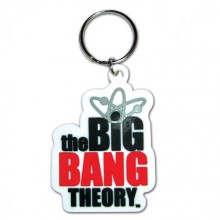 Big Bang Theory Logo Avaimenperä