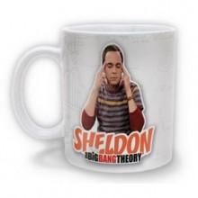 Big Bang Theory Sheldon Muki
