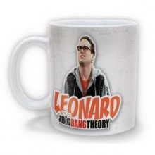 Big Bang Theory Leonard Muki