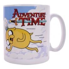 Adventure Time Jake Och Finn Flying Muki