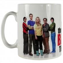 Big Bang Theory Ryhmä Valokuva Muki