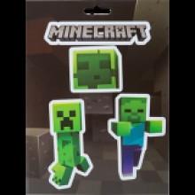 Minecraft Mobs Caves Tarrat pakkaus