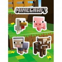 Minecraft Baby Eläimet Tarrat