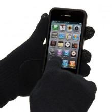 Touch Screen Sormikkaat Mustat