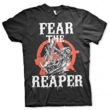 Fear The Reaper T-Paita Musta