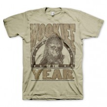 Star Wars Wookiee Of The Year T-Paita