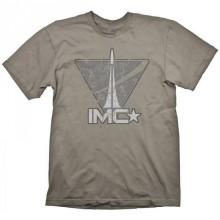 Titanfall T-Paita IMC Vintage Logo
