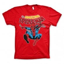 The Amazing Spiderman T-Paita Punainen