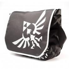 Nintendo - Zelda Musta Messenger Bag
