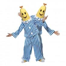Pyjama Banaanit Naamiaisasu