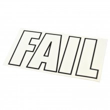FAIL Tarra