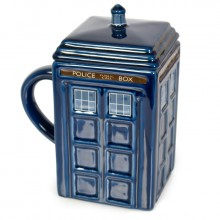 Doctor Who TARDIS Muki