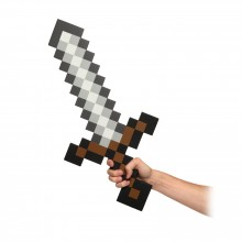 Minecraft Miekka Vaahtomuovista
