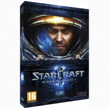 StarCraft II (2) - Terrans: Wings of Liberty PC