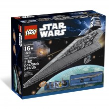 LEGO Star Wars - Super Star Destroyer 10221