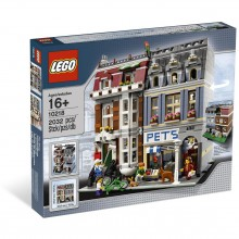 LEGO Eläinkauppa 10218
