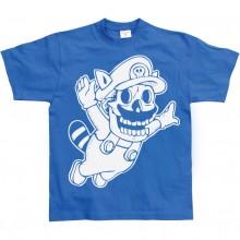 Super Mario Pääkallo T-Paita