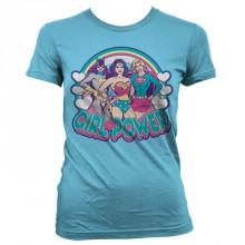 Girlpower Naisten T-Paita