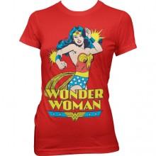 Wonder Woman Naisten T-paita