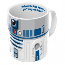 Star Wars R2-D2 Relief Muki
