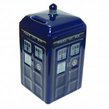 Doctor Who Tardis Säästöpossu