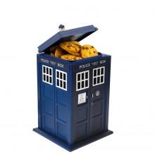 Doctor Who Tardis Keksipurkki (Äänellä)