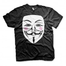 V For Vendetta T-Paita