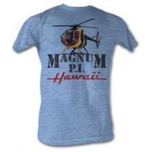Magnum PI - Flying Solo T-Paita