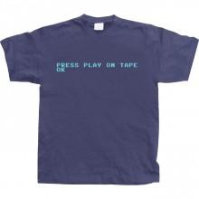 Press Play On Tape, OK T-Paita