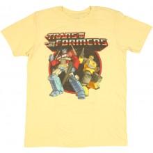 Transformers 80s Best T-Paita