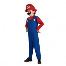 Super Mario Naamiaispuku Lapset