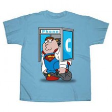 Family Guy - Peter Phone Booth T-paita