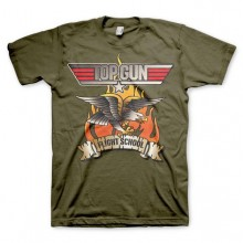 Top Gun Flying Eagle T-Paita