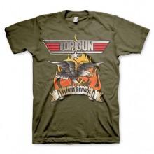 Top Gun Flying Eagle T-Paita
