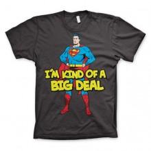 Superman - I´m Kind Of A Big Deal T-Paita