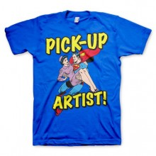 Superman Pick-Up Artist T-paita