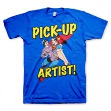 Superman Pick-Up Artist T-paita