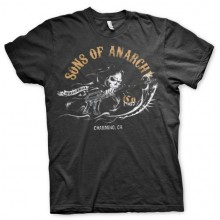 Sons Of Anarchy - Charming T-Paita