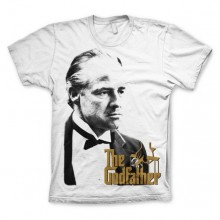 The GodFather, Don With Gold Logo T-Paita