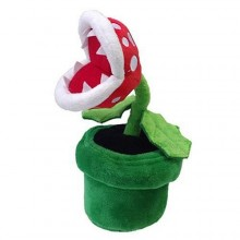 Super Mario Piraija Kasvipehmolelu