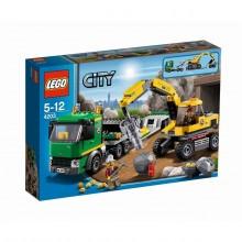 LEGO City Kaivinkonekuljetus 4203