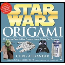 Star Wars Origami-kirja