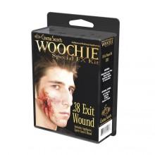 Meikkisetti Exit Wound (Woochie)