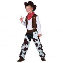 Naamiaisasu Cowboy Lasten