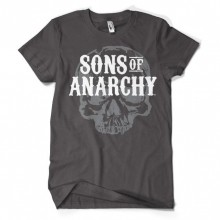 Sons Of Anarchy Motorcycle Club T- paita