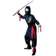 Ninja Lasten Naamiaisasu