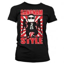 Gangnam Style Naisten T-paita