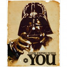 Star Wars - Your Empire Needs You Juliste