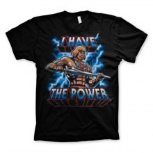 He-Man I have the Power T-paita