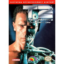 Terminator 2 T2 - Judgement Day (NES 8-bit)